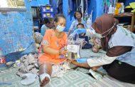 BAZNAS Bersinergi dengan PBNU Jakarta Pusat dalam Pemberian PMT ke Pasien TB