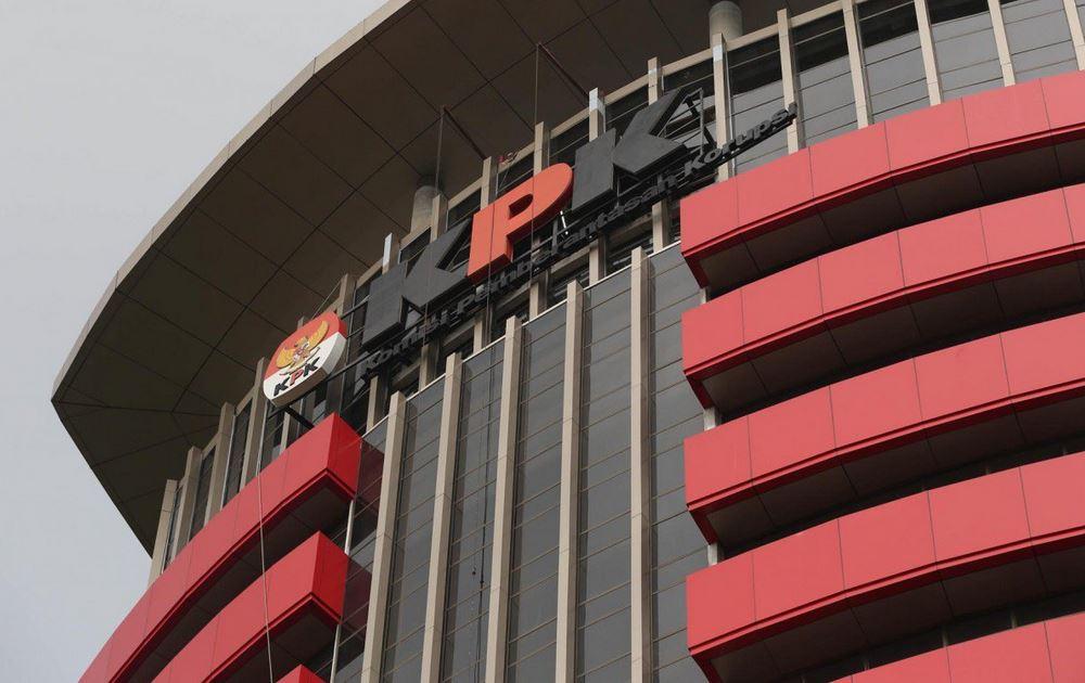 KPK Sita Dokumen dari Kantor dan Rumah Dinas Azis Syamsuddin