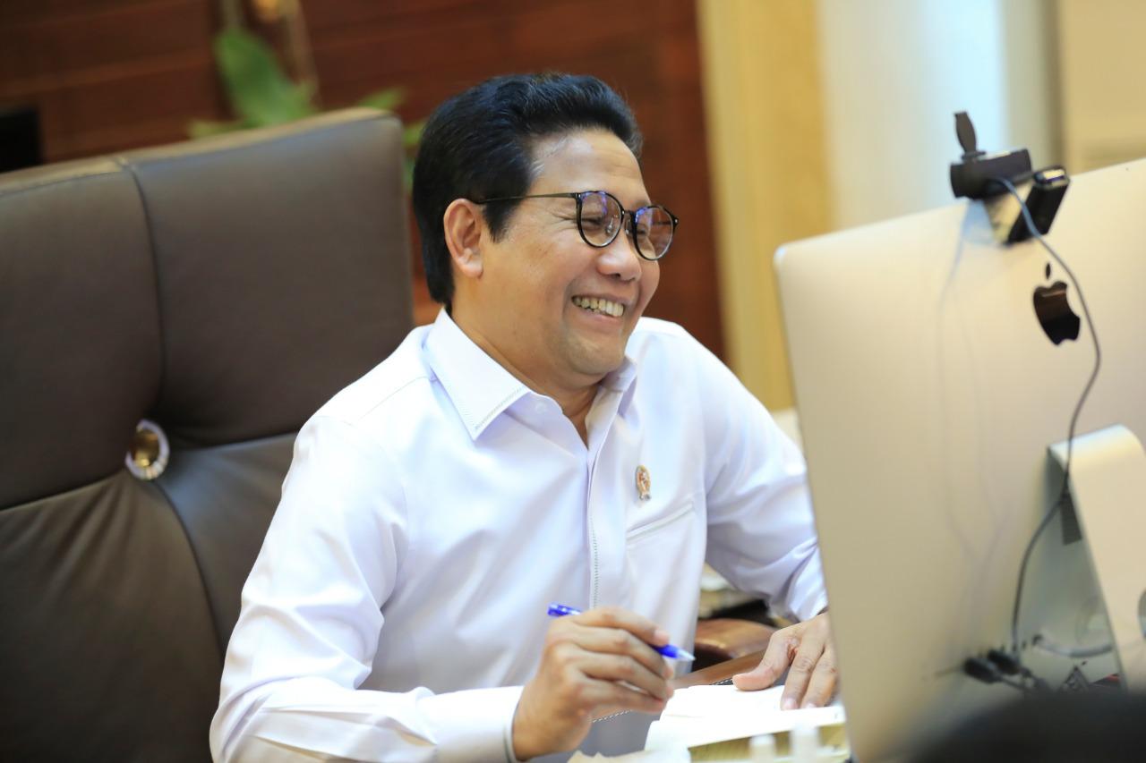 Gus Menteri : Tidak Mudik, Uang Transfer Perantau Bantu Perputaran Ekonomi Desa