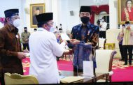 Presiden Jokowi Luncurkan Gerakan Cinta Zakat di Istana Negara
