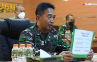 KSAD Jenderal TNI Andika Perkasa: Masuk TNI Gratis