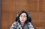Sri Mulyani: Ketahanan Pangan Jadi Perhatian Pemerintah