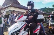 Tikungan Nusantara, Touring Bikers untuk Eksplorasi Potensi Desa Wisata