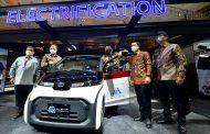 Toyota Rayakan 50 Tahun di Indonesia