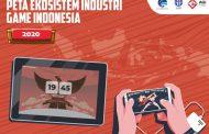 Kominfo, LIPI dan AGI Luncurkan Buku Peta Ekosistem Industri Game Indonesia 2020