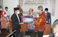 Donasi Rp30 Miliar Rakyat Indonesia untuk Bangsa Palestina