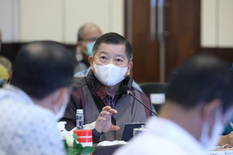 Bappenas Bahas 11 Kawasan Industri Prioritas dan Smelter dalam RKP 2022