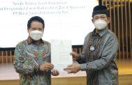 Komitmen Sejahterakan Umat, BAZNAS Resmikan UPZ Bank Syariah Indonesia