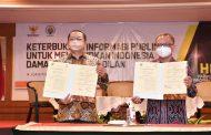 Kemendes PDTT dan KIP Jalin Kerjasama Keterbukaan Informasi Publik di Desa