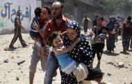 Korban Serangan Israel Terus Bertambah, 213 Rakyat Palestina Tewas 61 Anak-anak