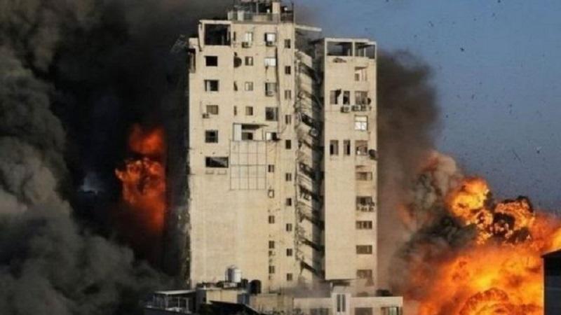 NPC: Serangan ke Gedung Media Upaya Tutupi Kebusukan Israel
