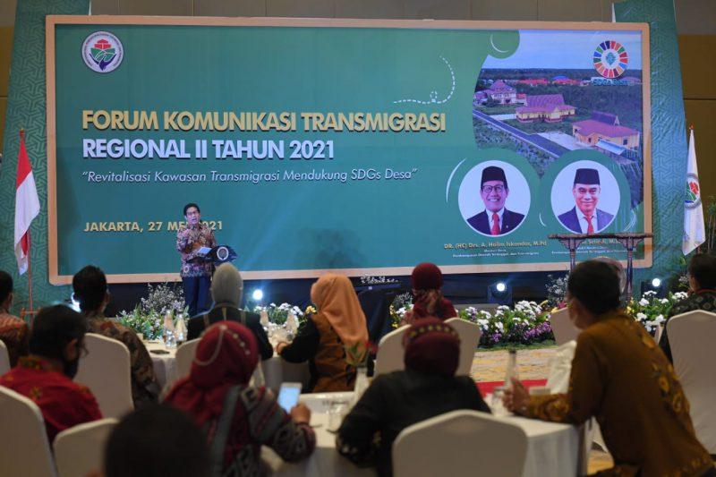 Tidak Ada Lagi Penambahan Kawasan Transmigrasi, Kemendes Fokus Revitalisasi Kawasan Eksisting