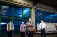 Jaga Stok, Vaksin Sinovac 8 Juta Dosis Tiba di Indonesia
