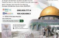 BAZNAS Ajak Lembaga Zakat Sedunia Bantu Perjuangan Rakyat Palestina