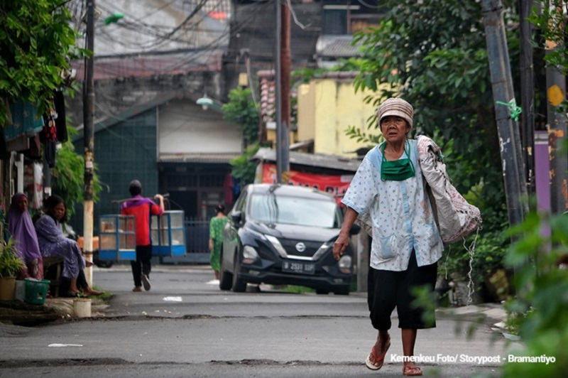 Pertumbuhan Ekonomi Kuartal I-2021 Minus 0,74%, Indonesia Masih Resesi