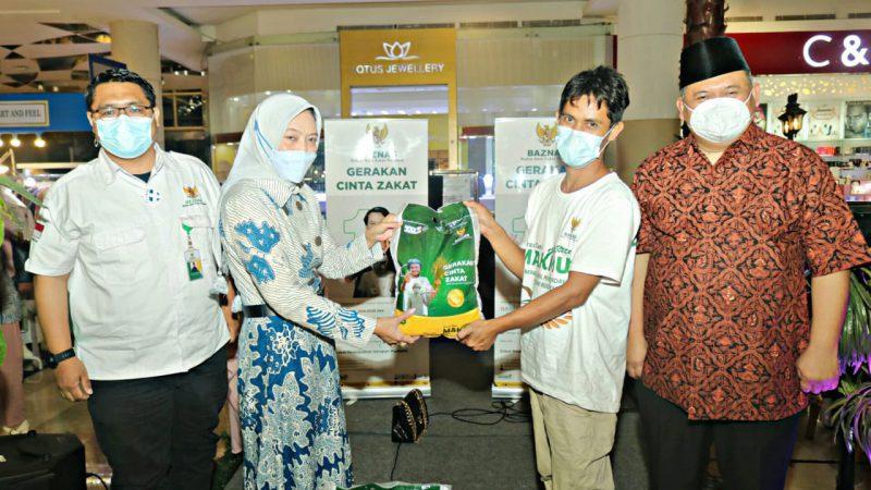 BAZNAS Alokasikan Rp9,5 Miliar untuk Pendistribusian Zakat Fitrah
