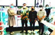 IFS Kunjungan Silaturahmi ke Wardah