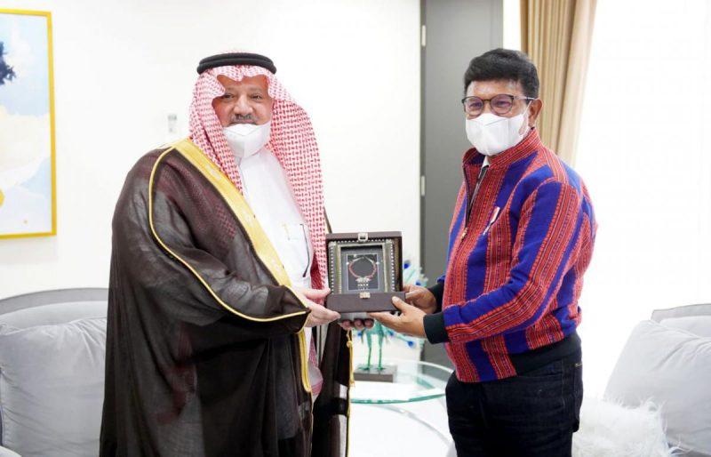 Menkominfo Bahas Tindak Lanjut DCO dan Kerja Sama Ekonomi Digital dengan Arab Saudi