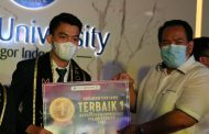 Mengenal Sosok R Imam Nuryaman, Mahasiswa Berprestasi IPB Peraih Honorable Mention Awards