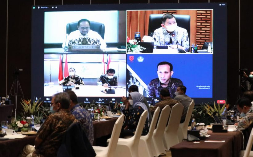 Naikkan IPM, Tiga Kementerian Susun Strategi Peningkatan Akses Pendidikan