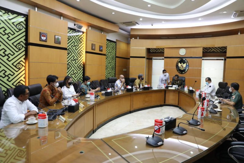 Respon Penetapan Tersangka 9 Mahasiswa UI, Mahfud: Pemerintah Galakkan Restorative Justice