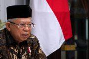 Wapres Ma'ruf Amin: Potensi Radikalisme Menurun di Indonesia