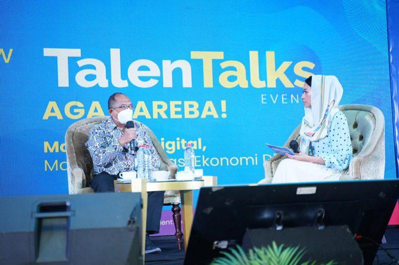 Jalankan Transformasi Digital, Kominfo Targetkan Latih 50 Ribu Talenta Digital di Lima Kota
