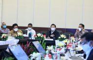 Tiga Kementerian Bahas Pembangunan Infrastruktur, Kawasan Industri Hingga Daerah Pariwisata Prioritas