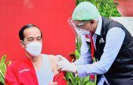 Presiden Jokowi Batalkan Vaksin Berbayar