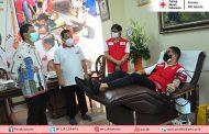 Bantu Terdampak Covid-19, IA-ITB Bersama Sandiaga Uno Gelar Donor Darah