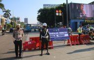 Batasi Mobilitas, Mulai Hari Ini Jakarta Terapkan Ganjil-Genap