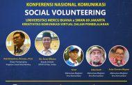 Gelar Konferensi Nasional, UMB Berikan Pelatihan Komunikasi Kreatif pada Siswa SMAN 69 Kepulauan Seribu