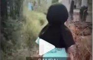 Mengharukan, Balita Ziarah Makam Ibunya: Aku Doain Mama Masuk Surga