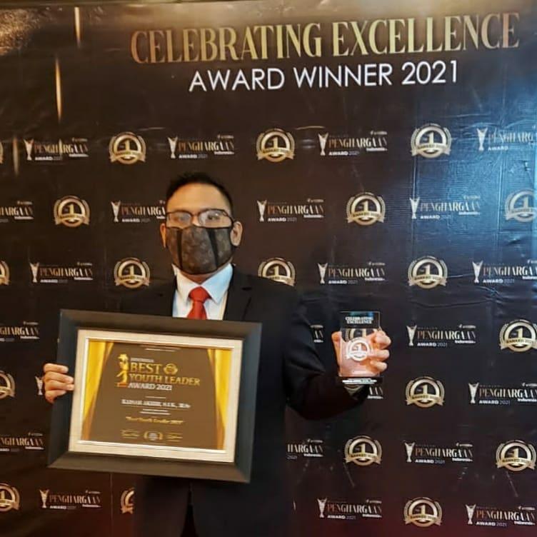 Lewat Maritim Muda, Alumni Muda IPB Raih Penghargaan Indonesia Best Youth Leader Award 2021