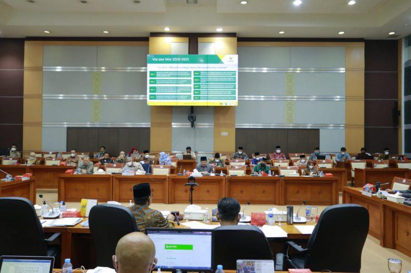 Perkuat Kelembagaan BAZNAS, DPR Dorong Optimalisasi Anggaran dari APBN