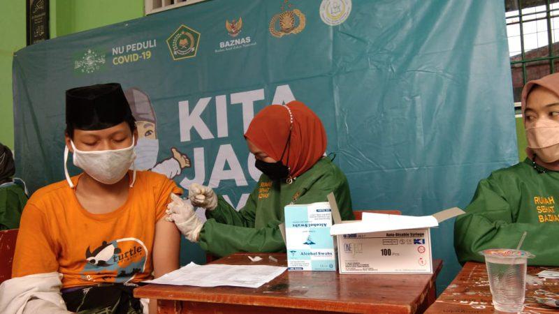 """Bantu Percepat Capaian Vaksinasi Nasional, BAZNAS Gencarkan Program """"Kita Jaga Kyai"""""""