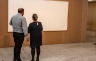 Pamerkan Kanvas Kosong, Seniman Dibayar Rp1,1 Miliar