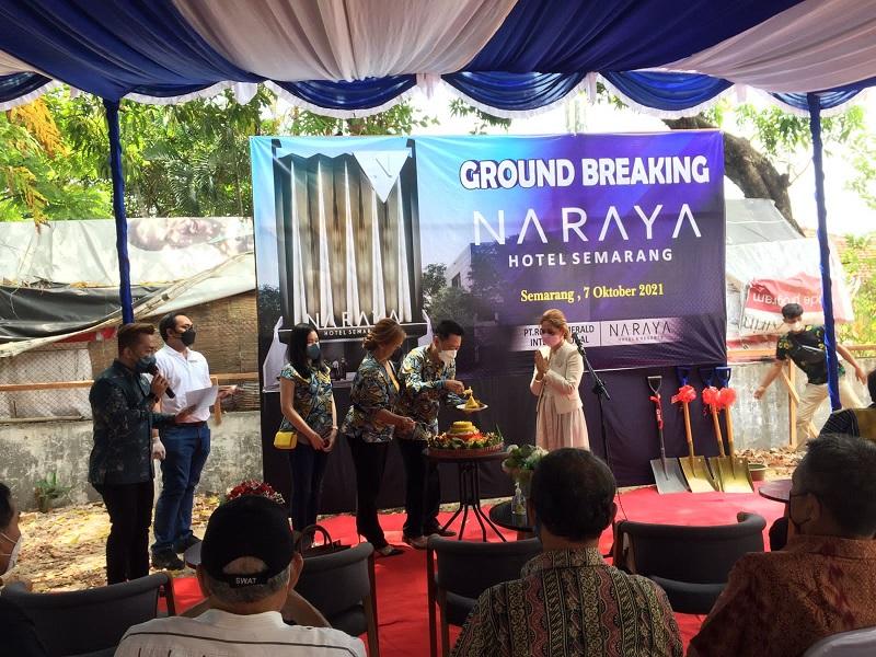Naraya Hotel Semarang Siapkan Layanan Superior di Sektor Pariwisata