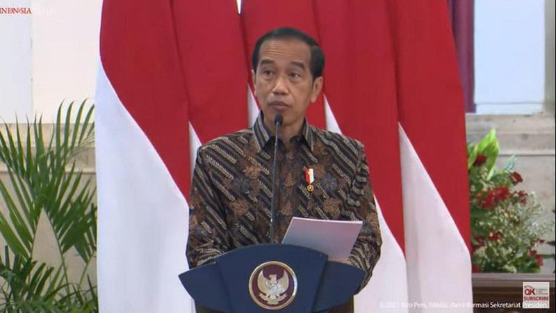 Presiden Jokowi: Banyak Terjerat Pinjol, OJK Harus Awasi Ketat Fintech